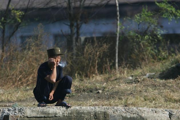 Coreea de Nord si marijuana