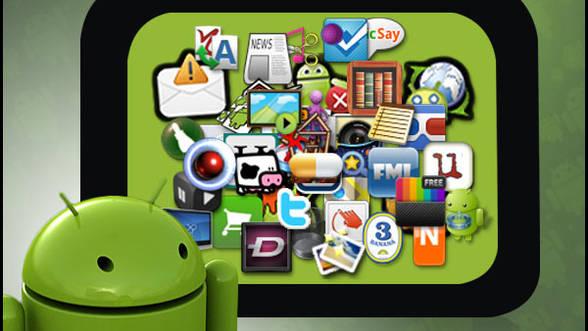 Aplicatii cool pentru Android