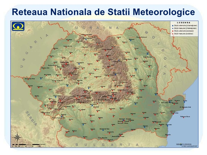 Reteaua Nationala de Statii Meteorologice